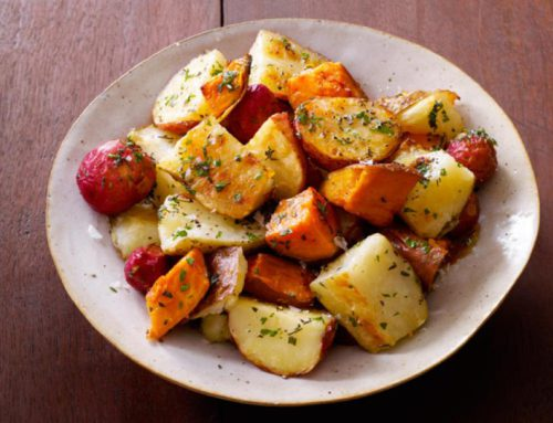 """Herb"" Roasted Potatoes"